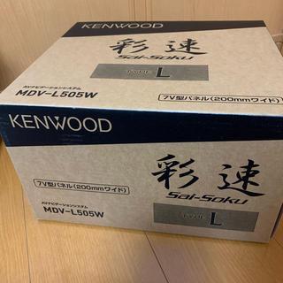 ケンウッド(KENWOOD)のKENWOOD 彩速TYPE L(カーナビ/カーテレビ)
