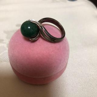 指輪【本物ですが、石の名前不明です】(リング(指輪))