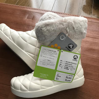 crocs - クロックス ブーツ 23センチ