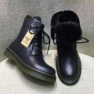 Dr.Martens - 人気UK5ドクターマーチン Dr.Martens 新品 裏起毛 革靴 正規品