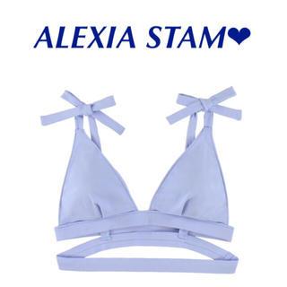 ALEXIA STAM - アリシアスタン 水着