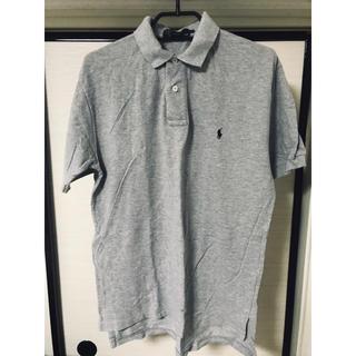 POLO RALPH LAUREN - POLO ラルフローレン ポロシャツ グレー 灰色  size、US. S