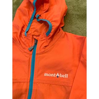 モンベル(mont bell)の値下げ!モンベル   ジャケット   80  美品(ジャケット/コート)