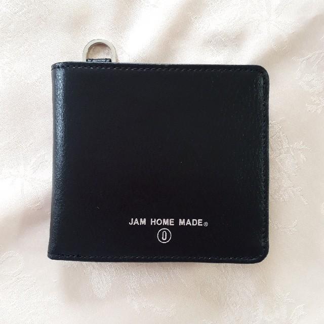 JAM HOME MADE & ready made(ジャムホームメイドアンドレディメイド)のジャムホームメイド 2つ折り財布 カードウォレット メンズのファッション小物(折り財布)の商品写真