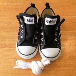 CONVERSE - converse / 16㎝ ブラック