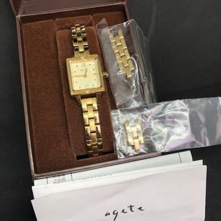 agete - アガット 腕時計