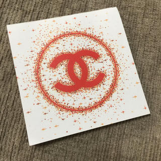 CHANEL - CHANEL メモ 50枚 白