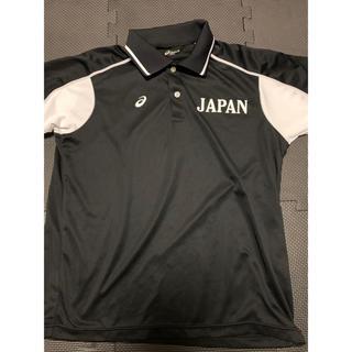 アシックス(asics)の競泳日本代表ポロシャツ(ポロシャツ)
