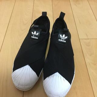 adidas - アディダススリッポン‼️24.0センチ