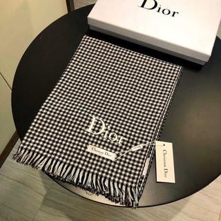 Dior - Dior  マフラー 気質が良い