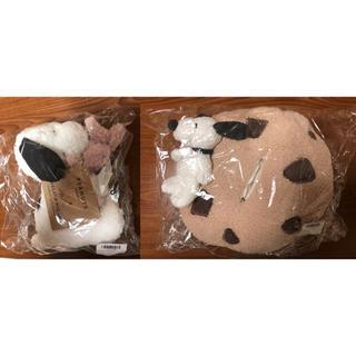 gelato pique - ジェラートピケ スヌーピー  ぬいぐるみ ティッシュケース ウサギ ジェラピケ