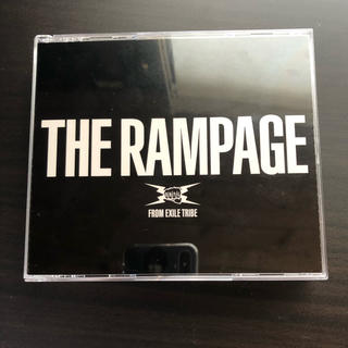 THE RAMPAGE - THE RAMPAGE(DVD付)