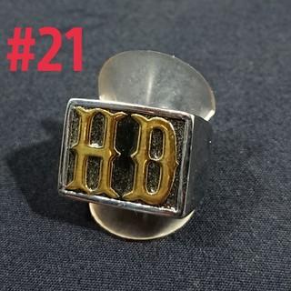 HDゴールド リング#21(リング(指輪))