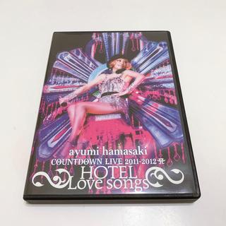 浜崎あゆみCOUNTDOWNLIVE20112012HOTELLovesongs(ミュージック)