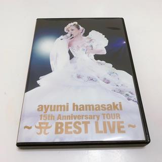浜崎あゆみ 15thAnniversary TOUR~A BEST LIVE~(ミュージック)