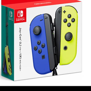 Nintendo Switch - Nintendo Switch ジョイコン 新品未使用