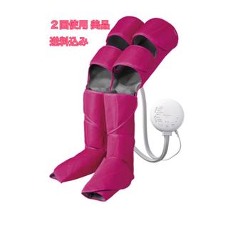 Panasonic - 美品】パナソニック 温感 レッグリフレ EW-RA96 むくみ マッサージ