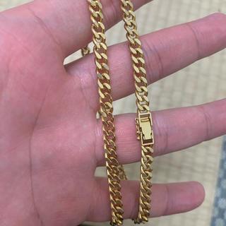 アヴァランチ(AVALANCHE)のk18 50g 50cm 喜平ネックレス(ネックレス)