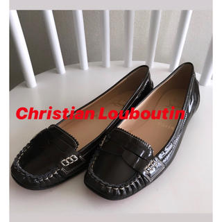 Christian Louboutin - Christian Louboutin クリスチャンルブタン パテントパンプス