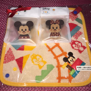 Disney - ディズニー キディア  ミッキーマウス&ミニーマウス  キディア スタイ