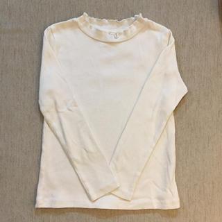 ユニクロ(UNIQLO)の【UNIQLO】ロングTシャツ  110(Tシャツ/カットソー)