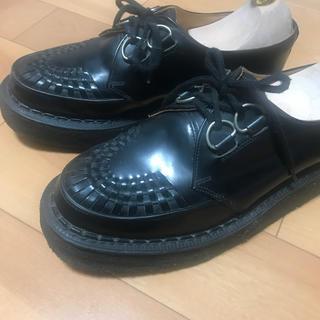 ジョージコックス(GEORGE COX)のラバーソール ジョージコックス ギブソン 黒 size8(ブーツ)