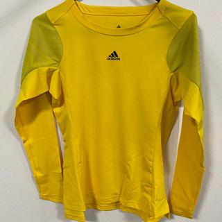 アディダス(adidas)のアディダス 長袖 Tシャツ スポーツ(Tシャツ(長袖/七分))