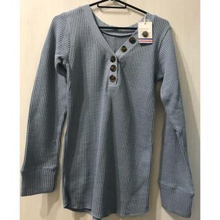 ベイフロー(BAYFLOW)の新品タグ付き ベイフロー ワッフル ロンT(Tシャツ(長袖/七分))
