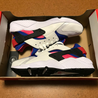 ナイキ(NIKE)の【NEW】AIR HUARACHE RUN '91 QS(スニーカー)