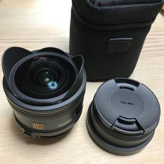 SIGMA - シグマ 10mm F2.8 EX DC Fisheye HSM(ニコン用)