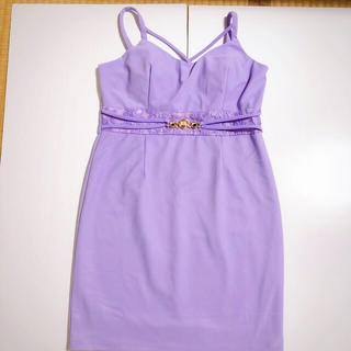 ジュエルズ(JEWELS)のTika キャバドレス ミニドレス  大きいサイズ3XL(ナイトドレス)
