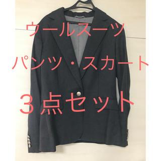 スーツカンパニー(THE SUIT COMPANY)のTHE SUIT COMPANY ウールスーツ(スーツ)