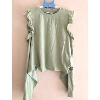 スライ(SLY)のSLY 肩あきトップス(Tシャツ(長袖/七分))