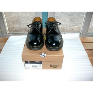 Dr.Martens - Dr.Martens1461 NOIR 3ホール BLACK  UK7