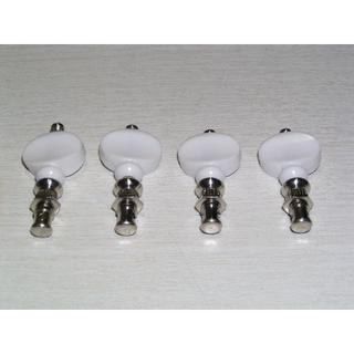 ウクレレ用ペグ(糸巻き)4個セット・・未使用