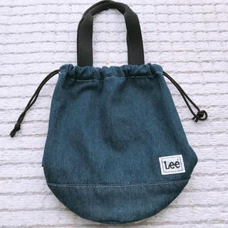 Lee - Lee 巾着バッグ