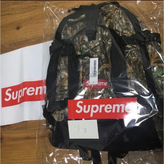 シュプリーム(Supreme)の【確認用】 Supreme Backpack Real Tree Camo(バッグパック/リュック)