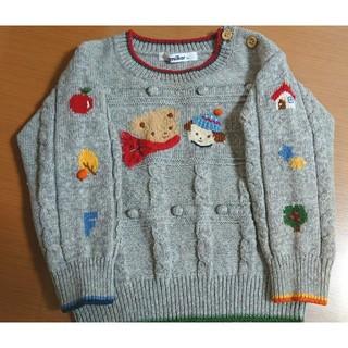 familiar - familiarファミリア☆セーター