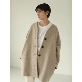 TODAYFUL - T00916TODAYFUL Wool Cocoon Coat 36