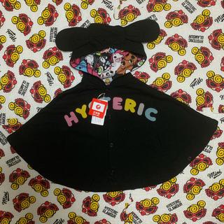 HYSTERIC MINI - ポンチョ