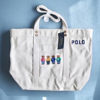 POLO RALPH LAUREN - ラルフローレン ポロベア ビックトートバック ◆新品◆