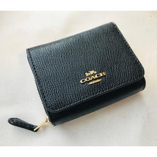 COACH - 【新品未使用】コーチ COACH 三つ折り財布