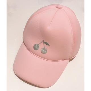 ボンポワン(Bonpoint)のボンポワン  チェリーキャップ(帽子)