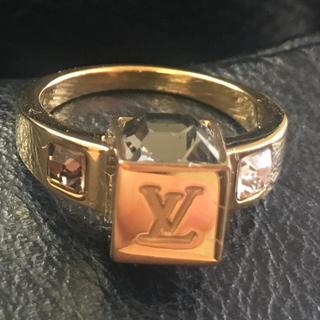ルイヴィトン(LOUIS VUITTON)のLOUIS VUITTON★ヴィトン きれいめ指輪(リング(指輪))