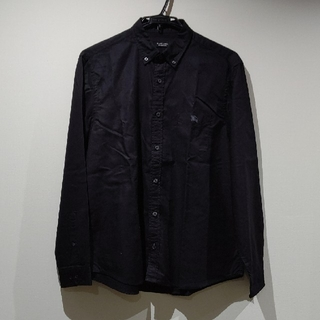 BURBERRY BLACK LABEL - BURBERRY BLACK LABEL シャツ LL