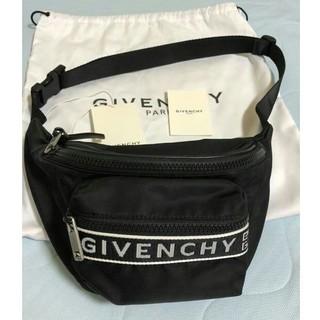 ジバンシィ(GIVENCHY)の【GIVENCHY】4G ナイロン バムバッグ(ボディバッグ/ウエストポーチ)