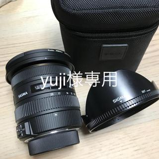 SIGMA - SIGMA 10-20mm F3.5 EX DC HSM(ニコンF用)