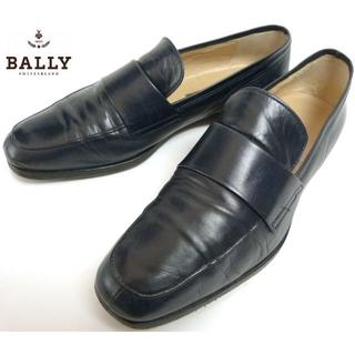Bally - イタリア製 BALLY バリー レザーローファー  EU38(24~24.5cm