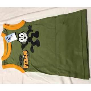 ビームス(BEAMS)のタグ付き 100 タンクトップ Tシャツ アメコミ (Tシャツ/カットソー)