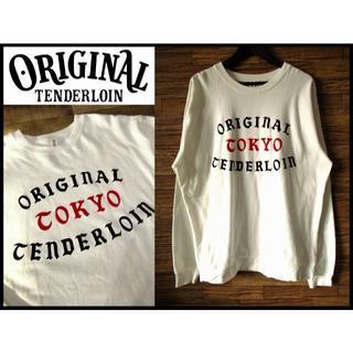 TENDERLOIN - 未使用 美品 希少サイズ XL テンダーロイン 本店渋谷限定 長袖 Tシャツ